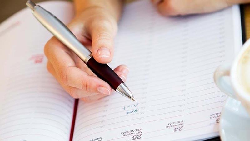یک برنامه ریزی خوب روزانه چه ویژگی هایی دارد؟