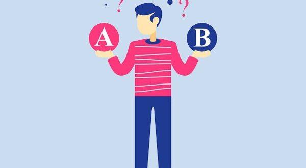 وقتی بین دو گزینه آزمون شک داریم چه کنیم؟