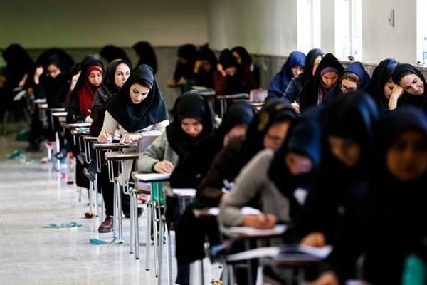 احتمال برگزاری کنکور مستقل برای دانش آموزان نظام قدیم آموزشی