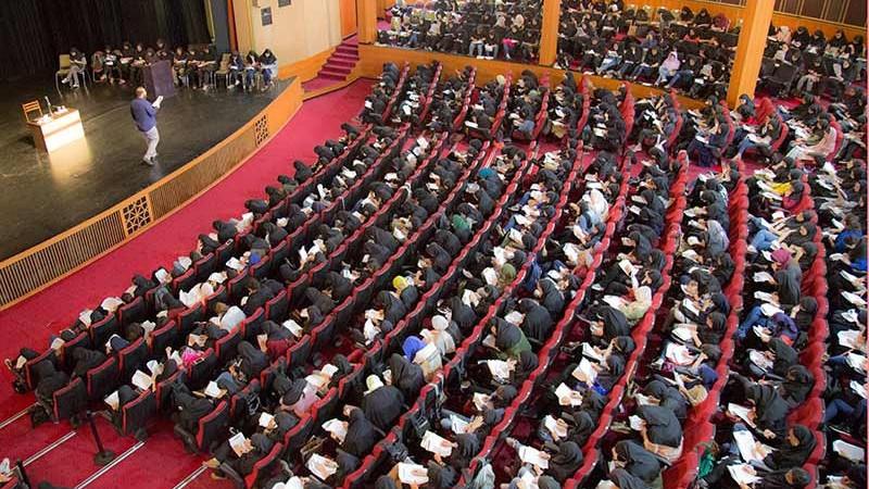 همایش آنلاین مشاوره و برنامه ریی تحصیلی شهرستان ازنا