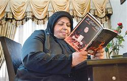 """سخت کوشان: زندگي طاهره جوان: او """"توانستن"""" را زندگي کرد"""