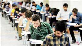 آمار عجیب علوم انسانیها در کنکور ۹۸/ داوطلبانی که تنها به ۱۰ درصد از سوالات پاسخ دادند!