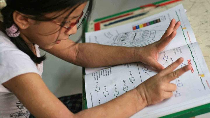چگونه ریاضی خود را قوی کنیم؟