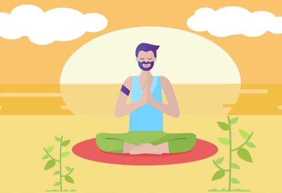 آموزش طرز تنفس یوج جائی ( شنیدنی )