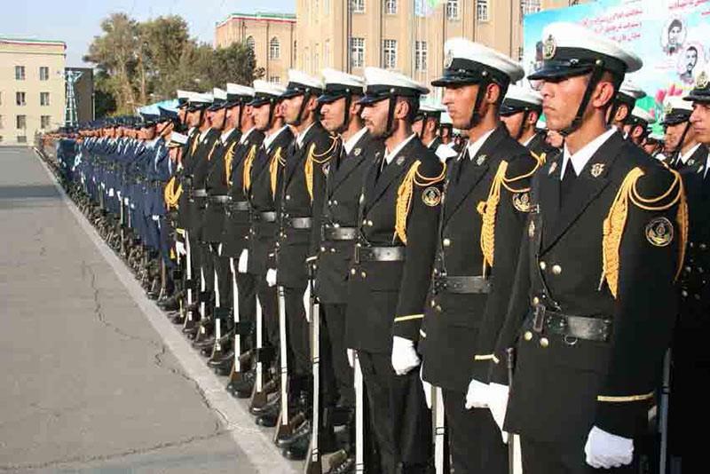 پذیرش دانشجو دردانشگاه افسری ارتش