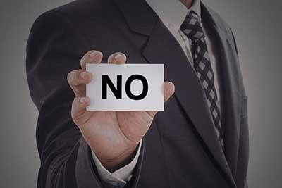 چگونه نه بگوییم؟